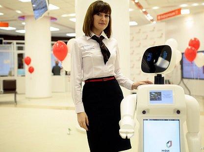 Русская компания Promobot получила 150 млн руб. вложений денег