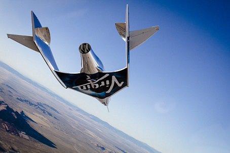 Virgin Galactic Брэнсона удачно проверила 1-ый космолет для туристов