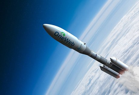 Softbank купил 40% космического проекта OneWeb за $1 млрд