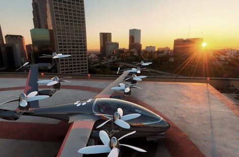 Ветеран НАСА Марк Мур будет разрабатывать летающие такси для Uber