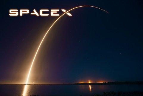 SpaceX начнет массовый запуск ракет Falcon 9 через неделю