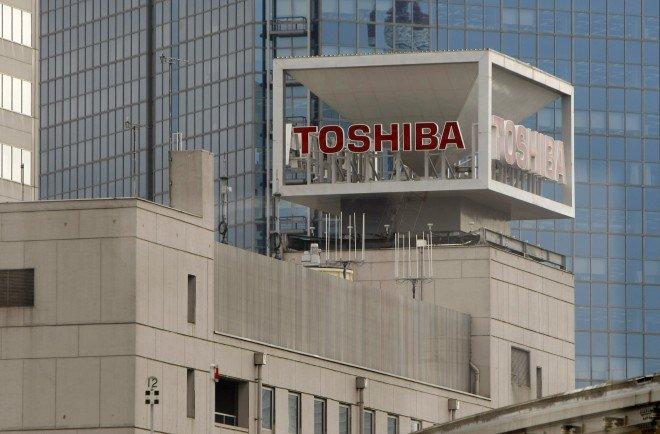 Зафлеш-память Toshiba посоветовали 27 млрд. долларов