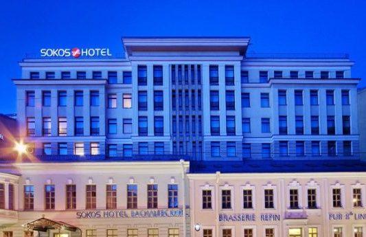 Постоялица «Sokos Hotel» в Санкт-Петербурге получила отравление после ужина в ресторане отеля