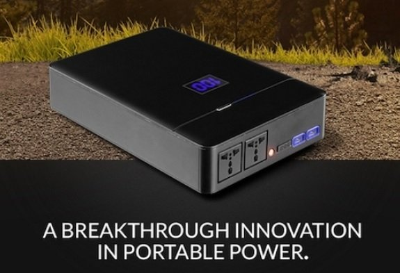 ChargeTech Enterprises представила на Indiegogo Power Bank рекордной емкости