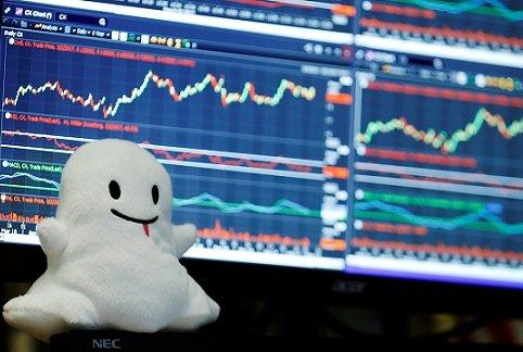 Пребывающие в распоряжении Yahoo акции Snap подорожали до 97,6 млн долларов