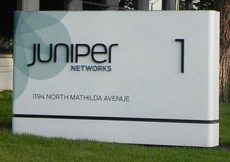 Juniper Networks нарастил выручку на 11% за счет облачных клиентов