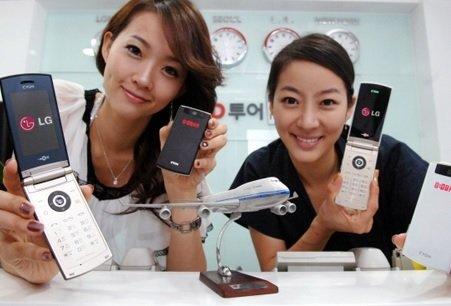 Мобильный бизнес LG терпит убытки второй год кряду