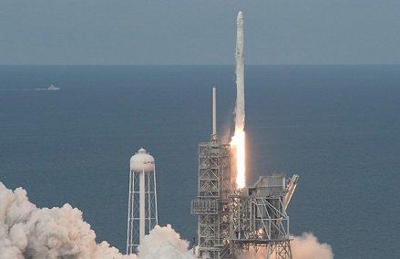 SpaceX впервые повторно запустила корабль Dragon