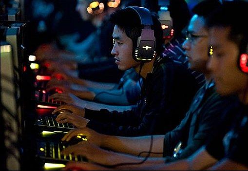 КНР стала крупнейшим рынком сбыта компьютерных игр