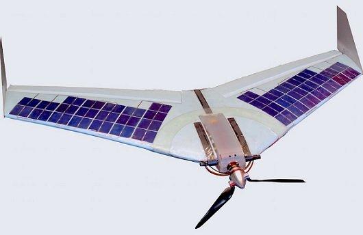 Разработчики из Канады представили дрон для длительных перелетов