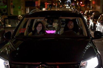 Транспортный сервис Lyft переведёт свои беспилотные машины наВИЭ