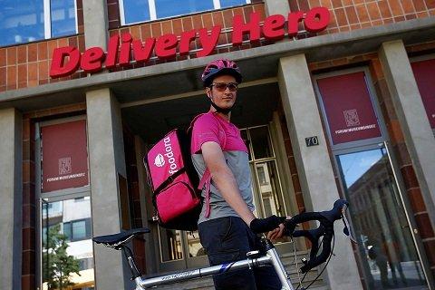 Delivery Hero намерен привлечь на IPO 1 млрд USD