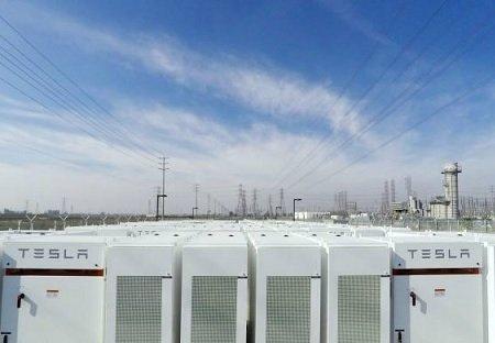 Самое крупное на планете литий-ионное энергохранилище будет представлено в конце года