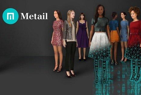 Создатель онлайн-примерочных Metail привлек 12,9 млн долларов