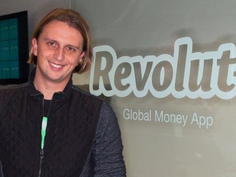 Стартап-компания выходцев из РФ Revolut привлекла 66 млн американских долларов