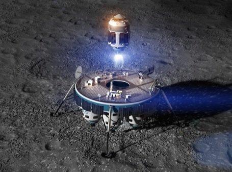 Moon Express намерена использовать роботов для добычи ресурсов на Луне