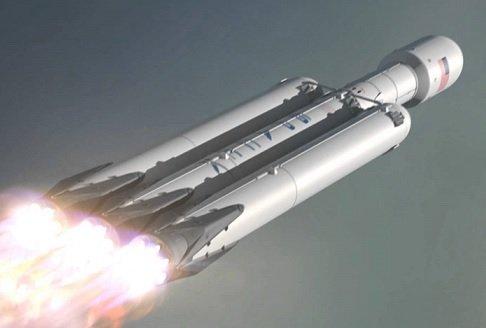 Falcon Heavy будет запущена в космос в ноябре текущего года