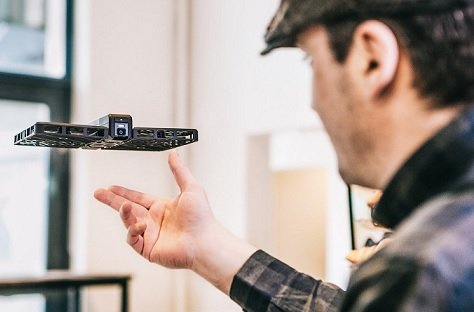 Snap намерена вложить 150 млн USD в приобретение производителя селфи-дронов
