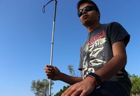 Разработчики Sunu представили навигационный браслет для слабовидящих