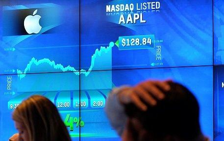 Слабые продажи iPhone 8 обвалили капитализацию Apple на 50 млрд долларов
