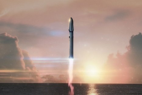 Российские эксперты подвергли жесткой критике проект Маска по использованию ракет для авиаперевозок