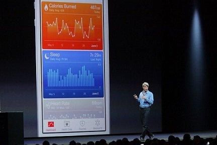 Apple продолжает искать возможность выхода на рынок медицинских услуг