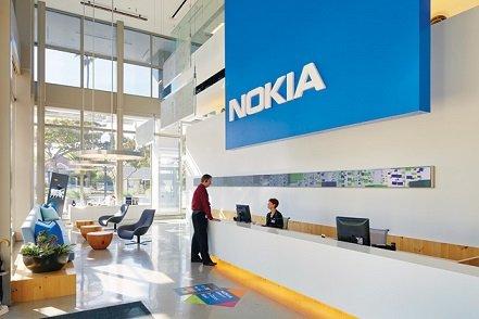 Акции Nokia упали в цене после публикации квартальной отчетности