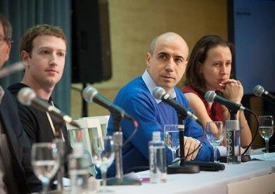 В инвестициях Ю. Мильнера в Twitter и Facebook обнаружен «кремлевский след»