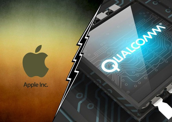 Qualcomm обвиняет Apple в невыполнении условий контракта