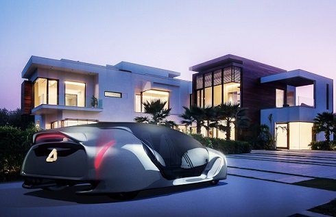 Выходец из Hyperloop One представил концепцию высокоскоростных автомагистралей