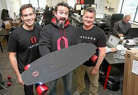 Американский стартап Inboard Technology привлек 8 млн долларов