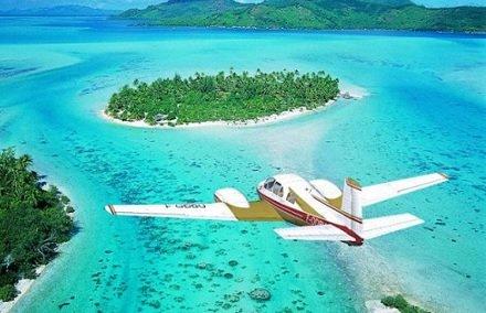 Seasteading Institute создаст в Тихом океане плавучий город стоимостью 167 млн USD