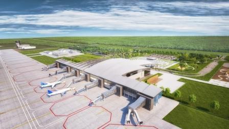 «Алмаз — Антей» оснастил оборудованием новый аэропорт в Ростове-на-Дону к ЧМ-2018 по футболу