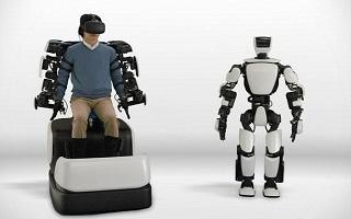 Продемонстрирован человекоподобный робот от Toyota