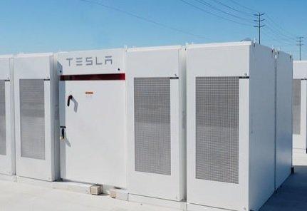 Tesla установила вАвстралии батарею на100 мегаватт