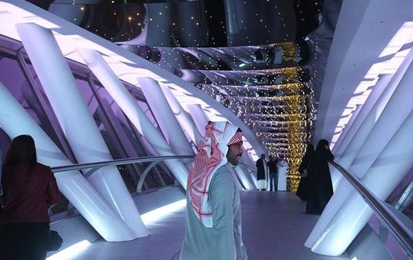 Саудовская Аравия построит инновационный город будущего