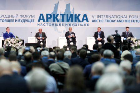 «Алмаз – Антей» представит на Международном арктическом форуме передовые технологии гражданского применения
