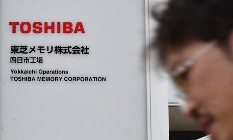 Toshiba будет судиться с Western Digital в токийском Окружном суде