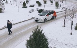 Беспилотники от «Яндекс»: начались зимние тесты