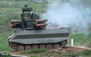 Боевые роботы РФ отучены бунтовать