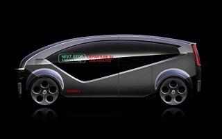 Fisker продемонстрировал инновационный беспилотник для умных городов