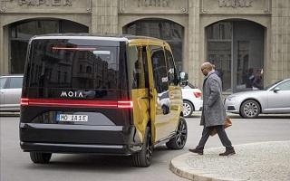 VW представил беспилотный электробус
