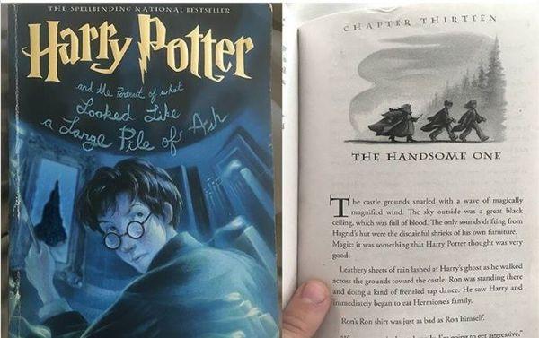 Искусственный интеллект добрался до Гарри Поттера