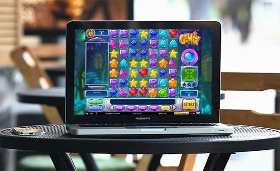 Игра в украинском онлайн казино Слотокинг