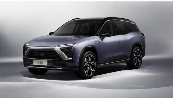 Китайская компания «Nio» выпустила электромобиль в 2 раза дешевле «Tesla Model X»