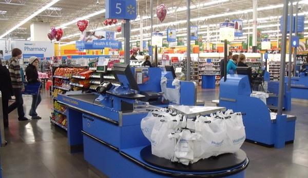 «Walmart» разрабатывает систему роботизированных супермаркетов