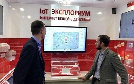 В столице РФ запущена первая в стране IoT-лаборатория