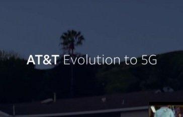 AT&T анонсировала запуск в США 5G-сети