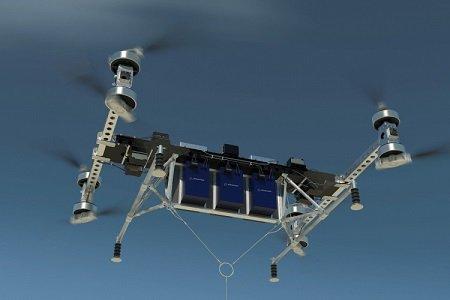 Boeing представила БПЛА грузоподъемностью свыше 220 кг