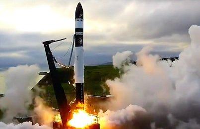Rocket Lab отчиталась об успешном запуске легкой ракеты Electron